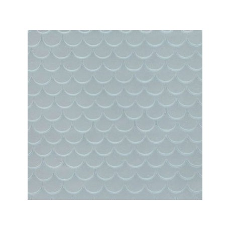PATTERN SHEET ROUND TILE 14INX24IN