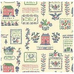 3 pack Wallpaper: Mini Sampler, Green (pink)