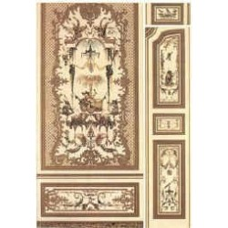 3 pack Wallpaper: Gardens Of Cashmere (panel)