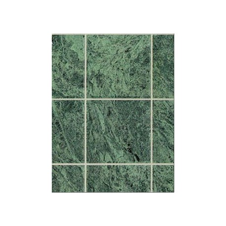 NO WAX MARBLE FLR: NILE GREEN