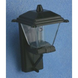 Black Coach Lamp, Non-Working