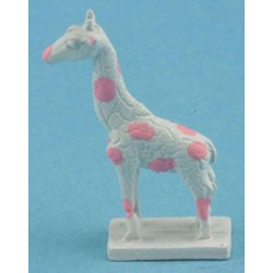 GIRAFFE STATUE Assorted Colors