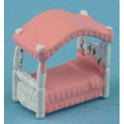 """CANOPY BED HP 1/144th"""" Scale"""