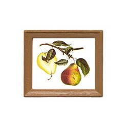 FRAMED FRUIT PICTURES 4PCS.