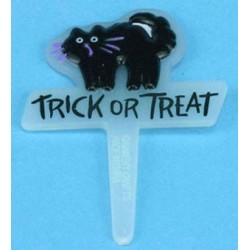 HALLOWEEN LAWN SIGNS, ASSORTED