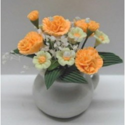 YELLOW ROSES/DAISES (1-3/8) TCUP