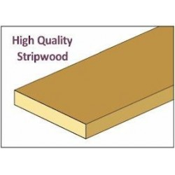 &CLA77189: STRIPWOOD, 1/16 X 3/8