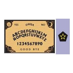 OUIJA BOARD WITH PUCK