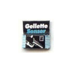 GELLETTE RAZOR BLADE BOX
