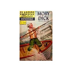 MOBY DICK, 1950'S EDITION