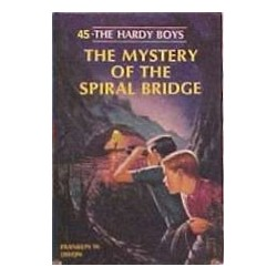 HARDY BOYS VOLUME NUMBER 45