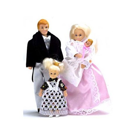 Victorian Family/4  Blonde