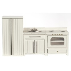 kitchen set3white