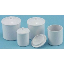 CANISTER SET, WHITE (65383 W/DECAL)