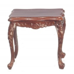 ROCOCO SIDE TABLE, WALNUT