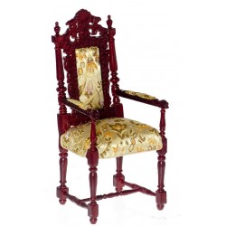 Mahogany Grand Occasion Arm Chair