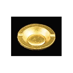 Gold Ashtray