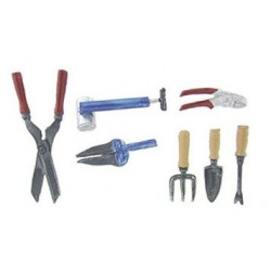 Tools Set Garden 7pcs