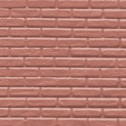 Pattern Sheet 14inx24in Rough Brick