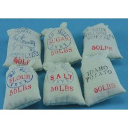 Food Sacks 6pcs