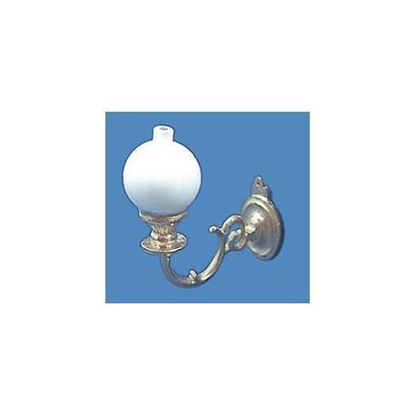Gold Ball Wall Lights : Sconce W/ball-gold, Non-electric Dollhouse Ceiling & Wall Lights Superior Dollhouse Miniatures