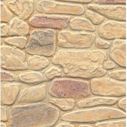Pattern Sheet 14x24, Mf, Lt. Fieldstone 1:12