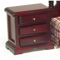 Night Stand Mahogany