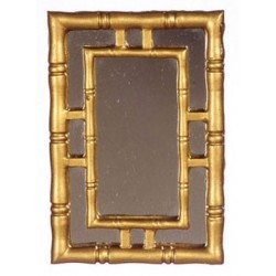 Wall Mirror Gold