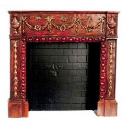 Fireplace Rosewood