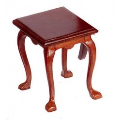 QA End Table Walnut