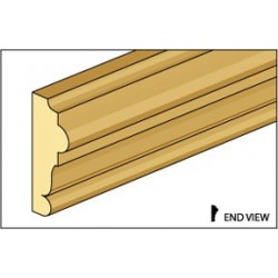 Crb-8 Chair Rail