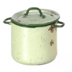 Pot Large Beige