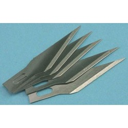 No21 Blade 5Pk Carded(No11 Stainless Steel)