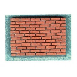 COMMON RED BRICK, 325PCS