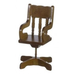 Office Chair Walnut