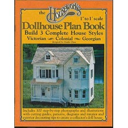 PLAN BOOK: 3-IN-1 DOLLHOUSE PLANS
