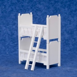 Bunk Beds/ladder/wht/cb