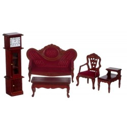 Victorian Living Room/red/mah