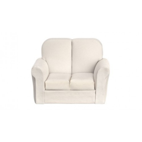 Loveseat/white