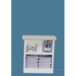 Small Bath Cabinet/lav.