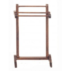 Towel Rack/Walnut