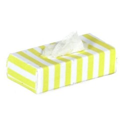 Tissue Box/yellow