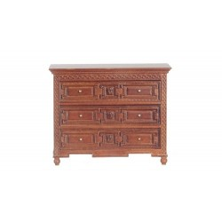 Windsor 3 Drawer Chest/wa