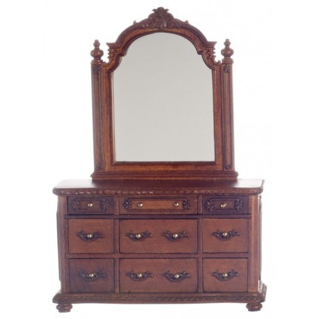 York Dressing Table w/mirror