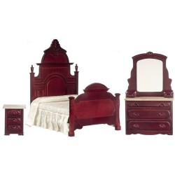 Bedroom Set/3/Mahoganyan/cb