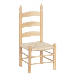 Ladder Back Side Chair/ok