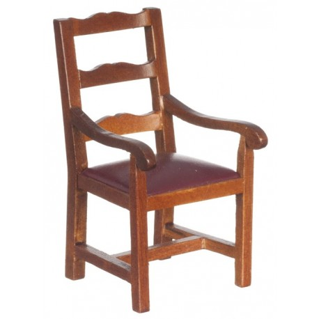 Chianti Armchair/Walnut