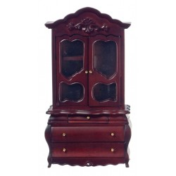 Fancy Victorian Display Cab/ma