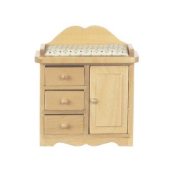 Changing Table/oak