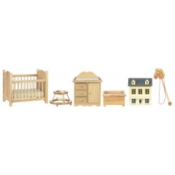 Nursery Set/6/oak